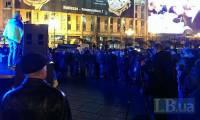 Майдан разделели на Евромайдан и Антимайдан