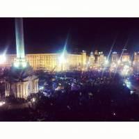 Луценко на Евромайдане обнародовал 5 революционных тезисов: ультиматум, блокирование, забастовка