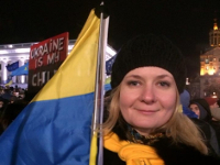 Жена Левочкина: После жестокого разгона Майдана власть почувствует блокаду и неприятие на всех уровнях