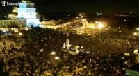 На евромайданы в центре столицы подали в суд. Попов постарался