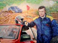 Калушские депутаты постановили убрать из государственных учреждений портреты Януковича