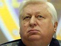 Пшонка признал, что люди на Евромайдане во время разгона демонстрации находились законно