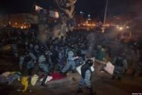 Евромайдан после побоища: 165 человек получили травмы, более 100 оказались на больничных койках