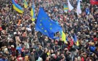 Погода приготовила участникам Евромайдана неприятный сюрприз