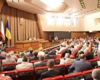 Что бы там Рыбак не рассказывал, а крымский парламент требует от Януковича введения чрезвычайного положения