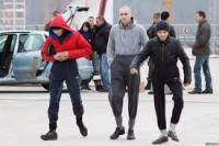 Тысячи «титушек» и «Беркута» были замечены в Мариинском парке. Подготовка к совместной провокации?