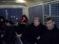 За акцию в поддержку Украины в Москве задержан Борис Немцов со своими соратниками