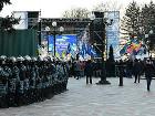 Партия регионов начала бессрочную акцию протеста в поддержку президента и правительства