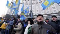 Украинцы должны сами сделать свой выбор /шведский спикер/