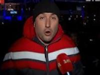 Журналисты разыскивают провокатора, умудрившегося дважды появиться на телевидении с совершенно противоположными призывами