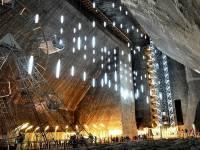 Румыны знают, как из обычной соляной шахты сделать невероятный по красоте и величию объект туризма