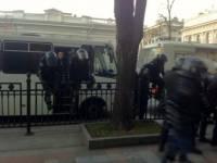 Последние сводки с Евромайдана: улицы перекрыты, Рада и Кабмин под усиленной охраной