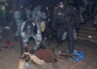Активистка Евромайдана, которую СМИ уже успели «похоронить», рассказала все, что помнит о побоище