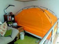 Чего не сделаешь ради экономии. Чтобы как-то перезимовать, жители Кореи массово устанавливают в своих квартирах… палатки