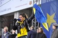 Руслана пообещала совершить акт самосожжения, «если не произойдут изменения»