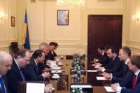 Арбузов заверил европейских и американских дипломатов в стратегическом выборе Украины