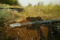 Таможенники накрыли подземный трубопровод, по которому из России незаконно качали солярку в Украину