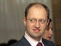Яценюк обиделся, что власть никак не реагирует на его план действий