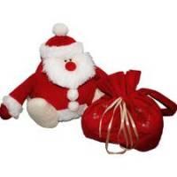 Игрушечный Дед Мороз «попался» на контрабанде валюты. Казалось бы, при чем здесь суровый Николаев?
