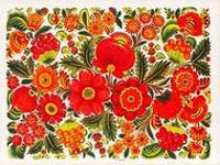 Петриковская роспись вошла в список культурного наследия ЮНЕСКО