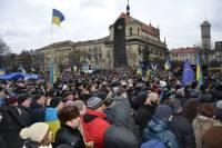 Организаторы львовского Евромайдана решили немного изменить схему деятельности