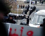 Паника отменяется. Милиция уверяет, что телецентр в Киеве никто не захватывал