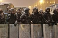 Обнародовано видео штурма офиса партии «Батькивщина»