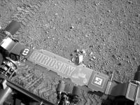 Ученые заподозрили, что марсоход NASA обнаружил в высохшем озере на Марсе следы микроорганизмов