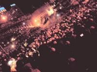 Как ночью зачищали Майдан со стороны улицы Институтской. Фоторепортаж