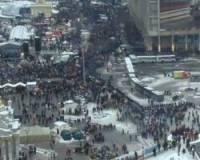 Готовится штурм Майдана со стороны площади Европейской?
