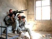 На Майдане Незалежности замечены сразу пять снайперов