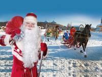 Не пропустите. В «Парке Киевская Русь» открывается главная резиденция Деда Мороза