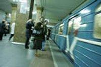Оператор поезда в киевском метро рассказал пассажирам о том, что творится на Майдане и призвал всех выходить на Театральной