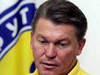 Блохин пожаловался на Евромайдан. Кажется, теперь понятно, кто будет виноват в случае поражения от «Рапида»