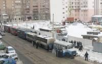В Киев едут ППС-ники из Донецка