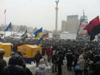 Отряды самообороны на Майдане насчитывают уже 4 тысячи человек. И это еще не предел