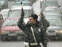 Завтра и послезавтра движение автомобилей в Киеве ограничат