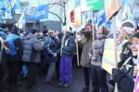 Сторонники евроинтеграции призывают оппонентов присоединиться к Майдану
