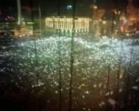 «Я не вижу, где заканчиваются люди!..». На Майдане начался концерт «Океана Эльзы»