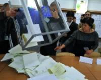 Завершилось голосование на повторных выборах. Еxit poll отдает лидерство Даценко, Корнацкому, Поплавскому и Левченко