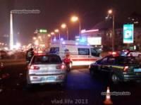В Киеве «Тойота» насмерть сбила женщину, которая пыталась проскочить в неположенном месте
