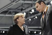 Роль Германии в президентских выборах 2015 года в Украине