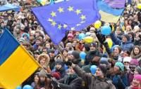 Активисты Евромайдана идут горланить под стенами админзданий