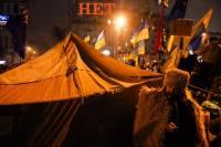 Невероятные фотографии из жизни ночного Майдана