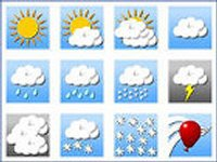 Завтра в Украине туман и гололед, но осадков не ожидается