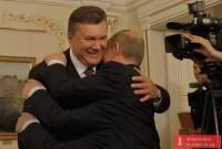 Украинцы отгрузили очередную порцию «фотожаб» Януковичу, Путину и Азарову