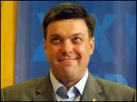 Тягнибок похвастался, что выбил из регионалов правильную редакцию законопроекта об амнистии для активистов Евромайдана