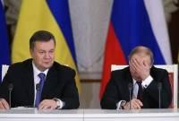 «Бюджетный» облом, сказки Януковича и мускулы спортсмена-любителя Путина. Картина дня (19 декабря 2013)