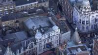 Обрушение потолка в лондонском театре. Репортаж с места событий