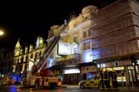 В лондонском театре рухнула крыша, придавив 76 человек